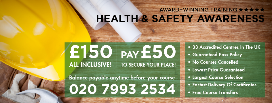 Health and Safety Awareness Course