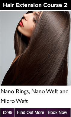 Nano ring hair extension course